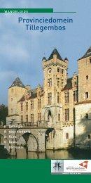 Provinciedomein Tillegembos - Provincie West-Vlaanderen