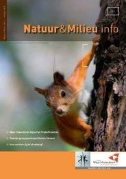 Natuur&Milieu info - Provincie West-Vlaanderen