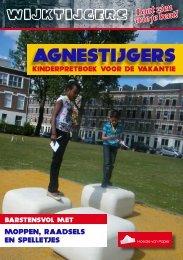 AGNESTIJGERS - Wijktijgers