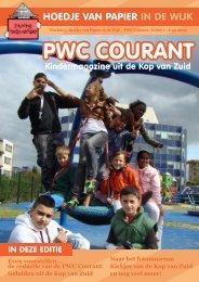 Even voorstellen… de redactie van de PWC Courant ... - Wijktijgers