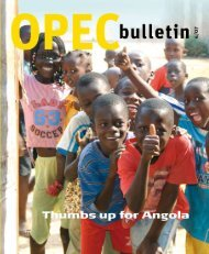 April 2007 edition of the OPEC Bulletin