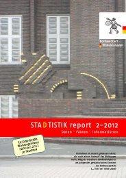 STADTISTIK report 2-2012 - Stadt Wilhelmshaven