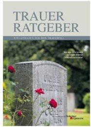 Trauer Ratgeber 2012