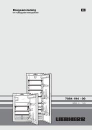Se brugervejledning - Witt
