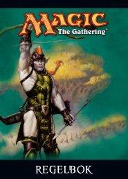 Magic-regler - Wizards of the Coast