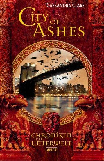 Clare, Cassandra - Chroniken der Unterwelt - 02 - City of Ashes.pdf