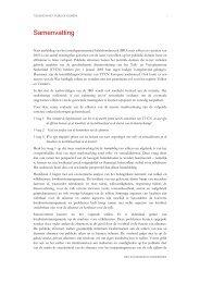 Tolken in het publieke domein; over de vraag, aanbod en ... - WODC