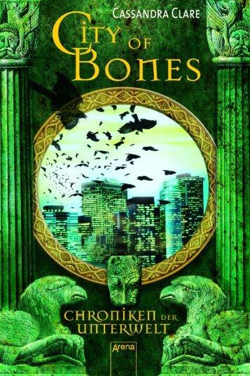 Clare, Cassandra - Chroniken der Unterwelt - 01 - City of Bones.pdf