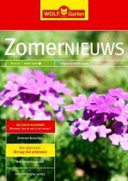 Zomerse buxustips Een eigen tuin: dit mag niet ... - WOLF-Garten NL