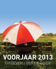 UITGEVERIJ BERT BAKKER - Standaard Uitgeverij