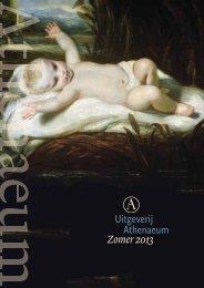 Athenaeum Zomer 2013_UG.indd - Standaard Uitgeverij