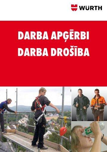 DARBA APĢĒRBI DARBA DROŠĪBA - Wurth