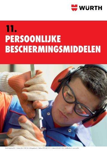 Persoonlijke beschermings - Würth Nederland