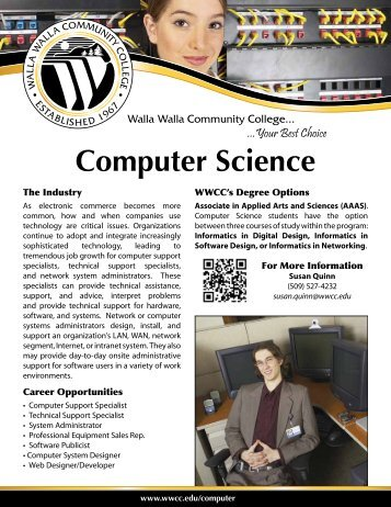 Informatics in Networking - Walla Walla Community College