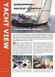 NAUTICAT 37 EASYCAT - Yacht View