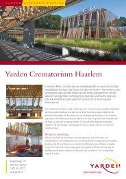 Yarden Crematorium Haarlem