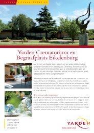 Yarden Crematorium en Begraafplaats Eikelenburg