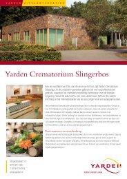Meer informatie over Yarden Crematorium Slingerbos