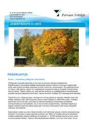 JÄSENTIEDOTE 9 | 2012 PÄÄKIRJOITUS - Suomen Yrittäjät