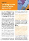 Verbetering economie dankzij of ondanks kabinetsbeleid ... - Page 6