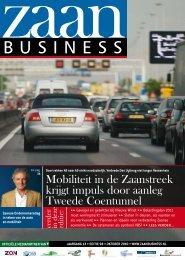 Mobiliteit in de Zaanstreek krijgt impuls door aanleg ... - Zaanbusiness