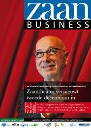 Zaantheater vernieuwt tweede decennium in - Zaanbusiness