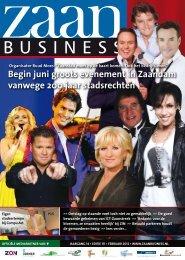 begin juni groots evenement in Zaandam vanwege ... - Zaanbusiness