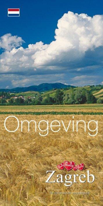 Omgeving - Zagreb tourist info