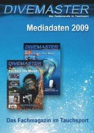 Mediadaten 2009 - Divemaster