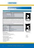 Technischer Katalog - Zewotherm - Seite 2