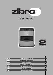 SRE 160 TC - Zibro