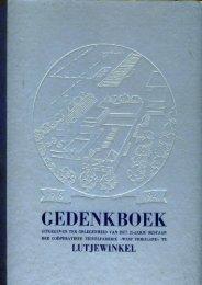 Lutjewinkel 25 Jr - Zuivelhistorie Nederland