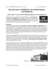DE MELKMATEN - Zuivelhistorie Nederland
