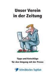 Unser Verein in der Zeitung - Sozialforum Tübingen