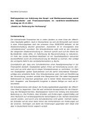 Mechthild Schrooten - Arbeitsgruppe Alternative Wirtschaftspolitik