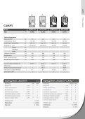 Prijslijst Caravans 2013 - Dethleffs - Page 5
