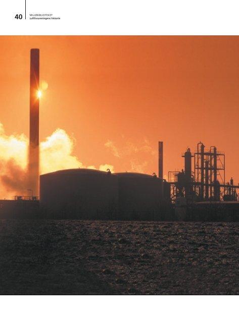 MILJØBIBLIOTEKET Luftforureningens historie