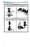 Rosemount 405 kompakt primærelement - Emerson Process ... - Page 6