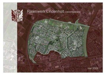 Raadsvoorstel 107/2010 bijlage raamwerk - Gemeente Nijmegen