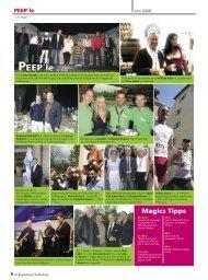 4. Gebrauchtwagen Schau - Regensburger Stadtzeitung