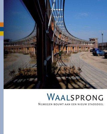 Nijmegen bouwt aan een nieuw stadsdeel - Gemeente Nijmegen