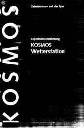 Kosmos - Produktinfo.conrad.com