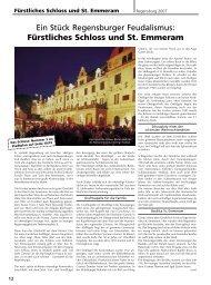 30. November 23. Dezember 2007 - Regensburger Stadtzeitung