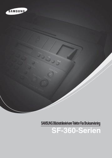Att ta emot ett fax - Produktinfo.conrad.com