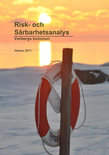 Varberg RSA 2011.pdf - Varbergs kommun
