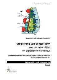 tekstgedeelte - Vlaanderen