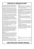[I]-knapperne for at - Yamaha - Page 2