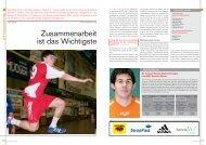 Zusammenarbeit ist das Wichtigste - Handballworld