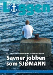 som SJØMANN - TVU-INFO
