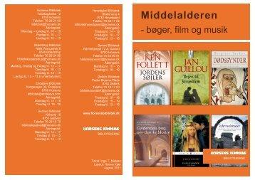 Middelalderen - Horsens kommunes biblioteker
